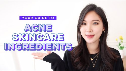 ✅MUST KNOW Acne Treatment Ingredients • Acne Skincare 101 - YouTube
