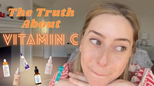 Let's Get Intimate: Vitamin C | Dr. Shereene Idriss - YouTube