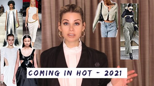 10 Trends Coming In Hot 2021 - YouTube