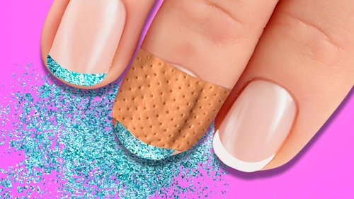 30 FLAWLESS NAIL ART DIY IDEAS - YouTube