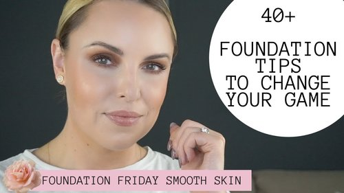 40+ FOUNDATION TRICKS FOR FOR SMOOTH & PERFECT APPLICATION|| Oily to Dry Skin Tips - YouTube