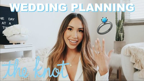 5 EASY TIPS TO GET STARTED WEDDING PLANNING! - YouTube