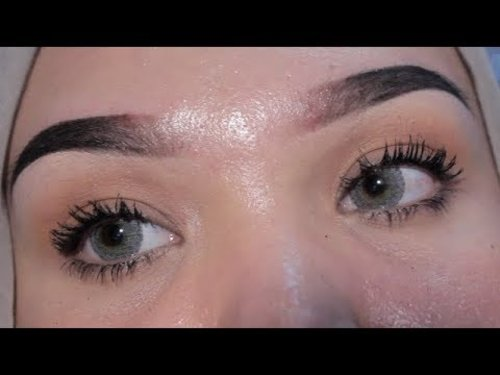 Cara Mudah Pakai Softlense Bagi Pemula | How To Wear Contact Lenses For Beginners - YouTube