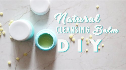 Crafty Mami | How to Make a DIY Cleansing Balm | Get a Natural Deep Skin Clean! - YouTube