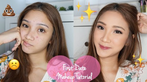 FirstDate Makeup Tutorial | MAYBELLINE ONE BRAND - YouTube