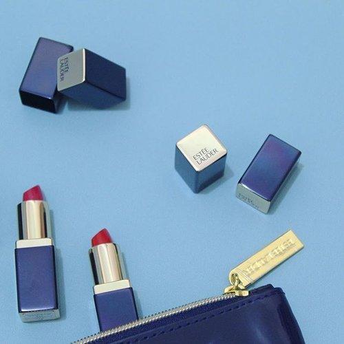 Estée Lauder 'Be Envied' Pure Colour Envy Sculpting Lipstick Collection . . . #makeup #maquiagem #maquiallage #universodamaquiagem #hudabeauty #esteelauder #lipstick #redlips #redlipstick #fdbeauty #clozetteid #wakeupandmakeup #beaustagram #lipstagram