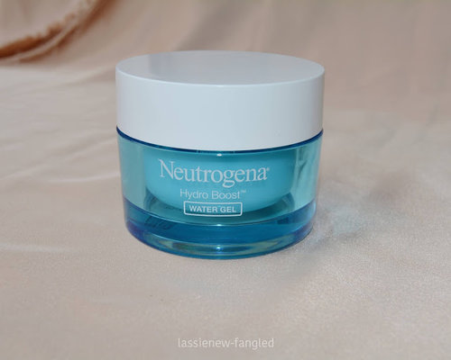 Lassie Newfangled: [Review] Neutrogena Hydro Boost Water Gel