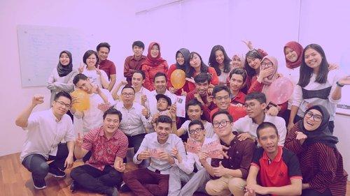 M E R D E K A 🇮🇩🇮🇩🇮🇩 #ri73 #harikemerdekaanindonesia73 #clozetteid #fundtasticid #merdeka✊ #merahputih #andiyaniachmad