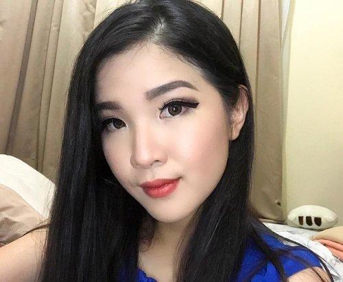 """Pertama kalinya nyoba """"jahit mata""""Lashes: @artisanpro LA 1712 cuma 1 lapis. Ringan banget dan hasilnya maksimal :)Lips: @urbandecaycosmetics Tutorialnya nanti yaa😘...#sanwulandarimua #barbielook#jahitmata#muajkt#muaindo#muagading#muawisuda#makeupwisuda#makeupwedding#makeupbarbie#matabarbie#makeupprewed#muasunter#muakelapagading#beautyblogger#beautyvlogger#indobeautygram#beautybloggerindo#bloggermafia#clozetteid"""