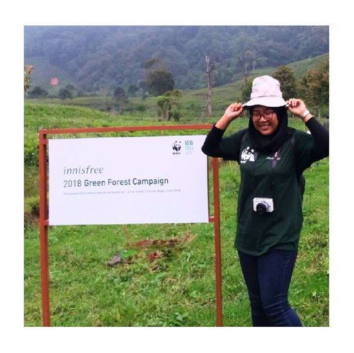 About last trip with @innisfreeindonesia & @wwf_id 💕#clozetteid #greenforest #loopsquad2018 #innisfreeindonesia #innisfreeglobal #tapforlike #followforfollow #tapforfollow #beauty #blogger #beautyindo #korea #kproduct #cchanel_id #cchannelbeautyid #instabeauty #instastyle #instatoday #instadaily #instalike