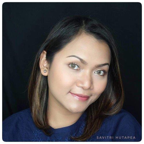 Natural Makeup Look with @beautiesquad x @inezcosmetics, mau tau produk apa saja yang aku gunakan untuk membuat look ini?  yuk liat di Blog aku ( link 👇 / Bio ) . . bit.ly/INEZ3-savitrihutapea . . #Beautiesquad #InezCosmetics #BeautiesquadxInez #TutorialInez #TeamNatural #savitrihutapeamakeup #savitrihutapeablog #clozetteid #beautybloggerindonesia #beautyblogger #motd