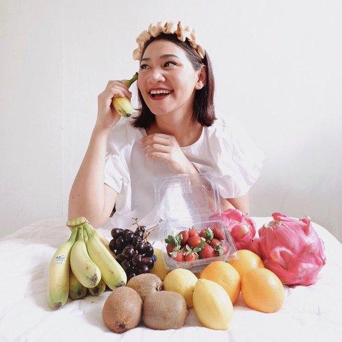 Halo? Fresh? Udah pasti @halofresh! Hihi -Sekarang #dirumahaja belanja stok buah mingguan lewat Halo fresh aja. Selain buah nya lengkap, prosesnya cepat, sering ada harga-harga promo lagi!-Oh iya di sini juga banyak sayuran hidroponik, lengkap deh bisa belanja sayur dan buah sekalian! Kalo kamu udah pernah cek Halo Fresh belum? Cusss! Mana tau ada promo yakaaan!-#MyDailyGoodness#DeliverGoodness#HALOFresh