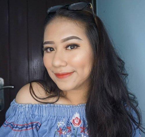 Walaupun ini hari senin (mulai kerja lagi) tetap berusaha untuk semangat yah 💪 karena mazmur 23:1 bilang : TUHAN adalah Gembala ku, takkan kekurangan aku. Yang Percaya katakan AMIN ❤️ . . . #InspirasiKristen #ArmyJesus #Faith #bibleverse #BeautyBloggerIndonesia #beautybloggerjakarta #ClozetteID @muasibarani10 #YossiMakeup #ClozetteID #Indobeautysquad #Makeuptutorial  #Selebgram #Beautynesiamember  #BloggerMafia #BeautyBloggerIndonesia #beautyblogger #Jakartabeautyblogger  #tampilcantik #blogger @tampilcantik #likeforlikes #like4likes #likeforfollow #like4likes #likeforlikeback #photooftheday #bestof2019 #follow #followforfollowback #likeforlikeback #likelike
