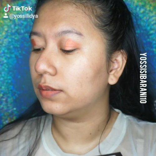 ✨ Makeup 18 detik vs makeup 1/2 Jam 🤪✨  Tutorial makeupnya besok yah ..  . . . . . #putyourrecordson #putyourrecordsonchallenge #lypsinc #tiktoklypsinc #transisitiktok #ClozetteID #bbloggers #like #like4like #follow #instabeauty #followforfollow #likeforlike #makeupindo #makeupindonesia  #l4l #like #YossiMakeup  #IVGBeauty #Indonesiabeautyvlogger #motd #beautybloggerindonesia #Beautynesiamember