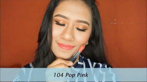 Full video on my youtube channel...LINK ON MY BIO okay 😘 ...@pixycosmetics #PixyMatteInLove#PixyCosmetics#LipMatte