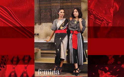 Ingin Tampil Menawan? Coba 4 Inspirasi Mode Wastra Indonesia