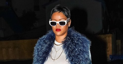 Just FYI, Rihanna's Pixie Cut Is Back —and It Feels Like 2012 Again