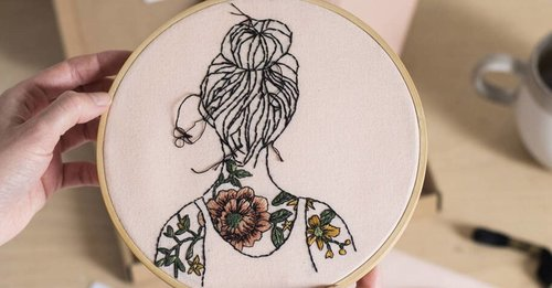 Looking for a new lockdown hobby? Embroidery is making a comeback so here's where to buy the best kits