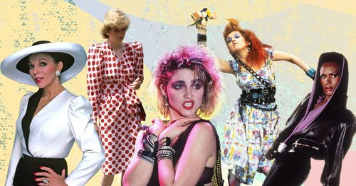The best 80s style icons to inspire your #lewk
