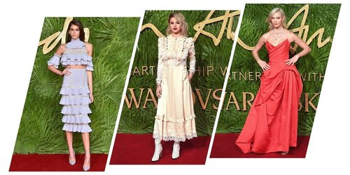 The British Fashion Awards Just Had the Chicest Red Carpet of the Year