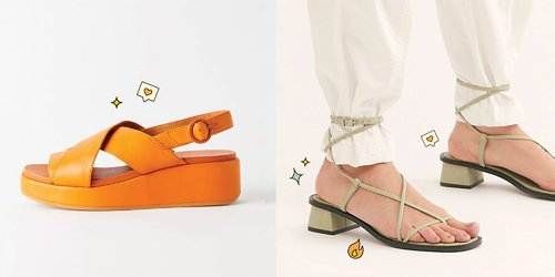 Wear These Sandals If You Love Showing Off Your Toes but Hate Being Uncomfortable