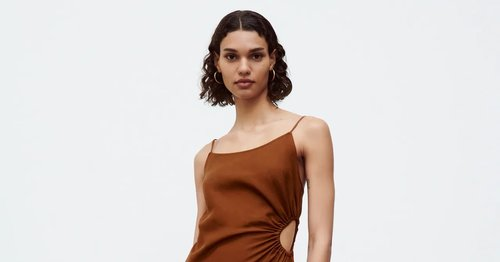 True Story: We're Obsessed With Midi Dresses, and Zara Just Released 12 Must-Have Styles