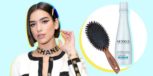 Not Even Rain Will Ruin Your Slicked Style With These De-Frizzing Hair Hacks