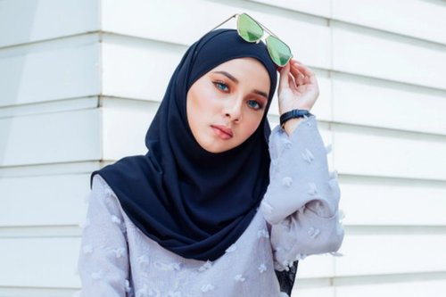 Tren Hijab Milenial: Makin Simpel dan Minimalis
