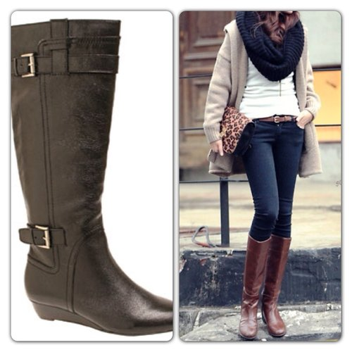 I want the boots! The outfit! :3