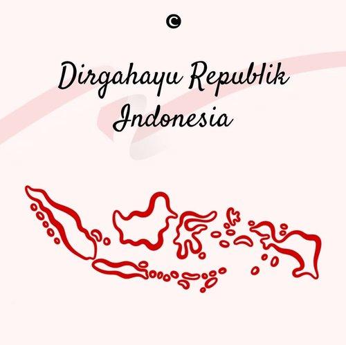 Selamat Hari Kemerdekaan Republik Indonesia ke-75!🇮🇩Yuk, selalu jadikan Indonesia sebagai tempat bernaung yang nyaman dan aman untuk beragam perbedaan di Negeri tercinta ini✨#ClozetteID