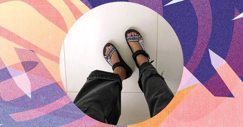 Wave goodbye to your chunky trainers, Dad sandals are the new ugly shoe the fashion world can't get enough of