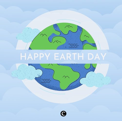 Today we celebrate Mother Earth. Happy Earth Day!🌎 #ClozetteID