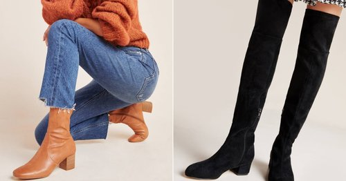 Wide Feet? No Problem, These 17 Boots Were Made For You