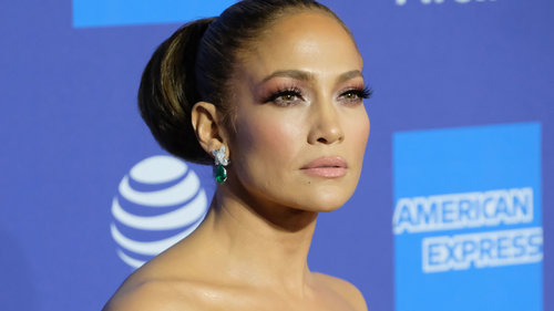 Jennifer Lopez Has Blessed Us With Some Gorgeous Spring Dress Vibes in the Middle of This Bleak Winter