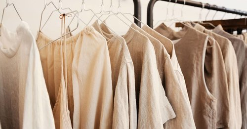 Guilty of binning your old clothes? Here's how to build a sustainable wardrobe so you'll never throw clothes away again