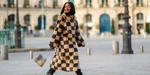 The Check Print Trend Is Dominating My Whole IG Feed—And Prob Yours Too