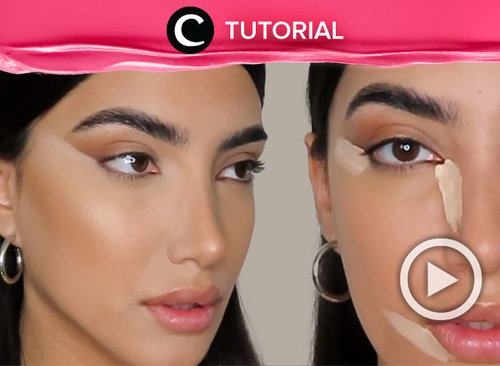 This concealer hacks will blow your mind : https://bit.ly/3bKKykk. Video ini di-share kembali oleh Clozetter @juliahadi. Lihat juga tutorial lainnya yang ada di Tutorial Section.