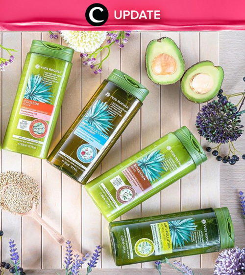 Bring amazing aura to your daily activities with self-care products from Yves Rocher, and don't forget to enjoy the Amazing July Offer with great deals waiting for you at the cashier section. Shop now! Lihat info lengkapnya pada bagian Premium Section aplikasi Clozette. Bagi yang belum memiliki Clozette App, kamu bisa download di sini https://go.onelink.me/app/clozetteupdates. Jangan lewatkan info seputar acara dan promo dari brand/store lainnya di Updates section.