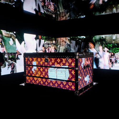 Melirik Perjalanan Louis Vuitton Melalui Time Capsule Exhibition