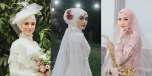 12 Tren Hijab untuk Pernikahan Berkonsep Internasional. Chic dan Elegan untuk Momen Spesial