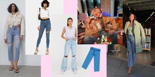 Tiru Gaya Kasual Selebriti Dengan 8 Jeans Sobek Rekomendasi Cosmo