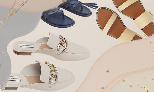 5 Tipe Flat Shoes yang Harus Dimiliki Setiap Wanita