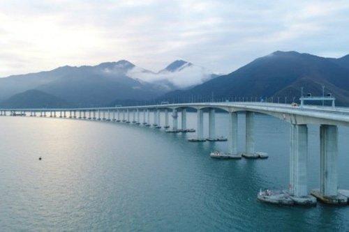 Terowongan Laut Terpanjang di Dunia Sudah Dibuka