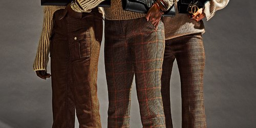 We're Swapping Our Jeans for Plaid Pants This Fall