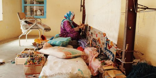 Meet the Women Behind Morocco's Most Sustainable Rugs