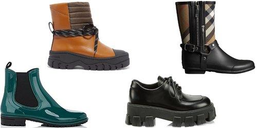 15 Rain Boots You Won't Dread Having to Wear