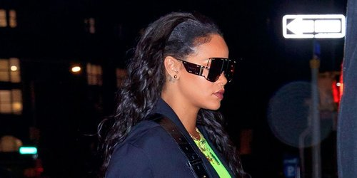 NOT A DRILL: Rihanna Is Launching Her Own Luxury Fashion House in Paris