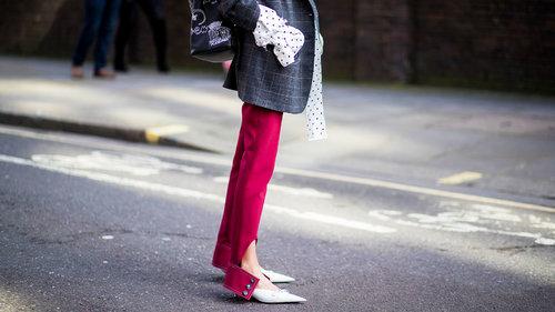 25 On-Trend Ways to Wear Leg SlitPants