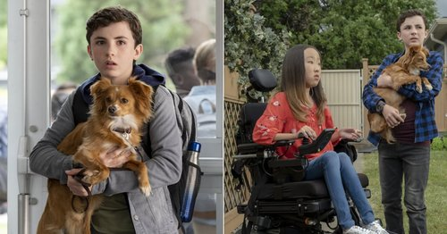 Netflix's Newest Series Features a Middle Schooler With Social Anxiety Disorder