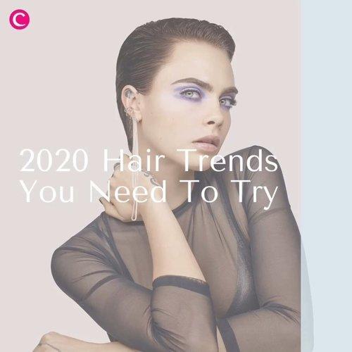 Bosan dengan gaya rambutmu yang begitu-begitu saja? Yuk ganti gaya rambutmu menyesuaikan tren di 2020 ini. Seperti apa saja, sih? Intip di video berikut ini yaaa💇🏻♀️ #ClozetteID #ClozetteIDVideo #ClozetteIDCoolJapan #ClozetteXCoolJapan